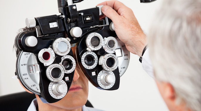 Complete Eye Exam